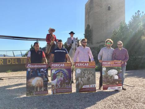Más de un centenar de equinos de pura raza española participarán en una nueva edición de Fericab que comienza este próximo 8 de octubre