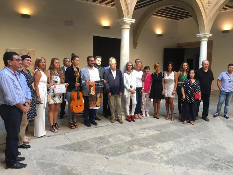 El Teatro Guerra de Lorca acogerá la XXIX edición del Festival Internacional de Cante Flamenco 'Ciudad del Sol' los días 7, 8 y 9 de noviembre