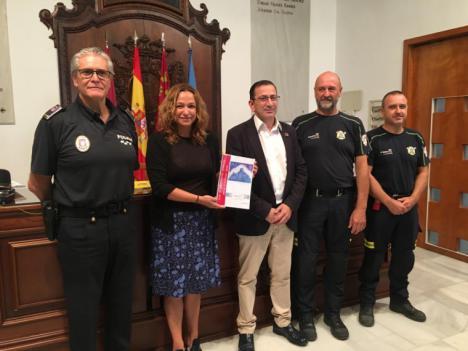 Más de 600 efectivos conformarán el Plan Especial de Emergencias para la Feria y Fiestas de Lorca 2019