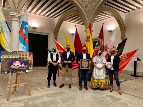 El XXXI Festival Internacional de Folklore 'Ciudad de Lorca' que, con motivo de la Covid-19 será virtual, contará con grupos de Colombia, Kenia, Macedonia, Portugal, Serbia, Santander y distintos puntos de la Región