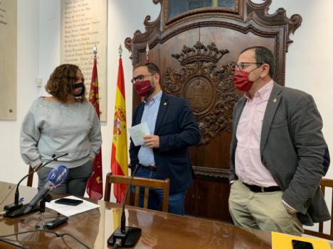 El equipo de Gobierno de Lorca aprueba el inicio del procedimiento de venta de las viviendas municipales del barrio de San Fernando