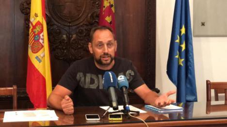 El PP propone que los jóvenes lorquinos que desarrollen voluntariado en oenegés cuenten con entrada gratis a un concierto de la Feria y Fiestas de la Ciudad