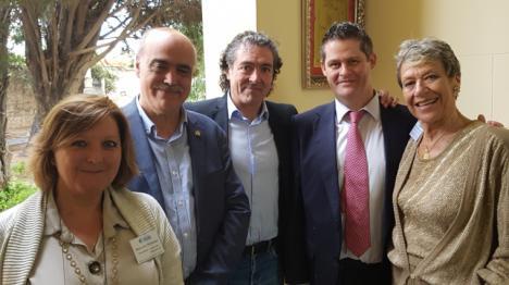 "ENCUENTRO EUROPEISTA E INTERRELIGIOSO EN EL ""CEMENTERIO BRITÁNICO"" DE VALENCIA"