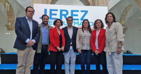 El PP de Jerez se aprovecha el coronavirus y reparte máscarillas con su logo que no están homologadas y pueden poner en riesgo la salud de las que los utilizan
