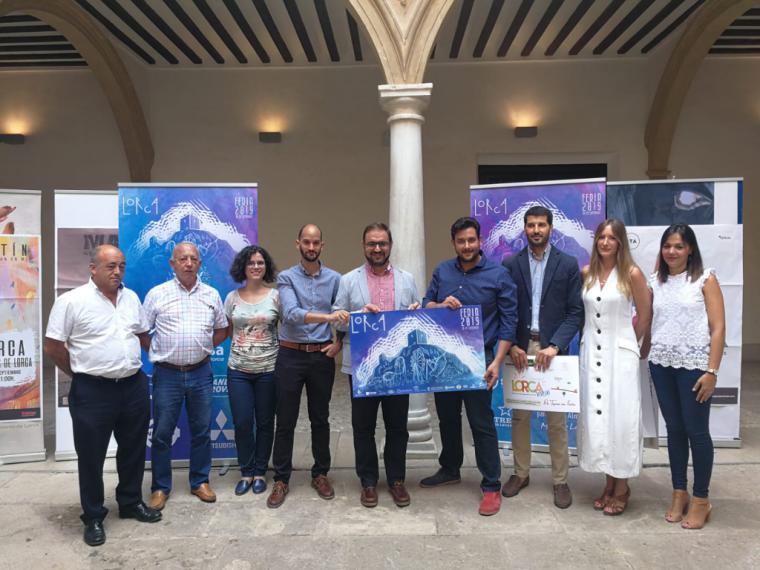 Conciertos, gastronomía, artesanía o folcklore componen el variado programa de actividades que el Ayuntamiento de Lorca ha organizado para disfrutar de la Feria y Fiestas 2019
