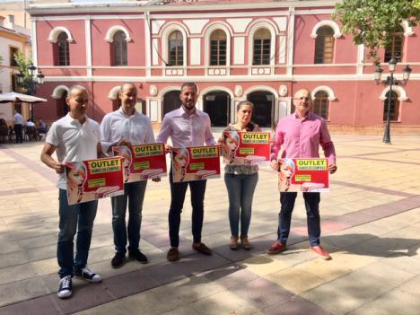 El Ayuntamiento y la Unión de Comerciantes organizan para octubre la actividad