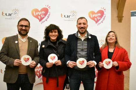 El Ayuntamiento de Lorca presenta la nueva campaña de comunicación turística que anima a sentirse orgulloso de Lorca y compartirlo con el mundo