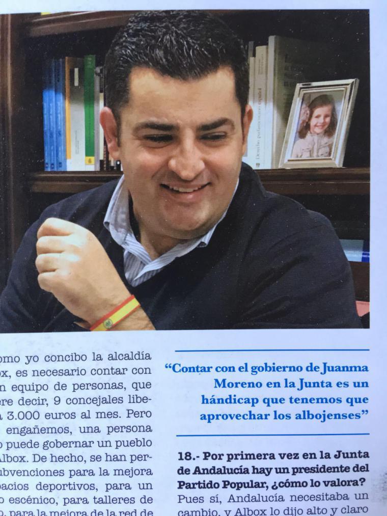EDITORIAL: El PP DE ALBOX , DE LA MENTIRA AL ABSURDO PASANDO POR LA IDIOTEZ