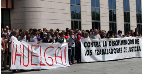 CSIF solicita que se incluya a los 800 trabajadores de Justicia de Almería en los grupos prioritarios para la vacunación contra la Covid-19