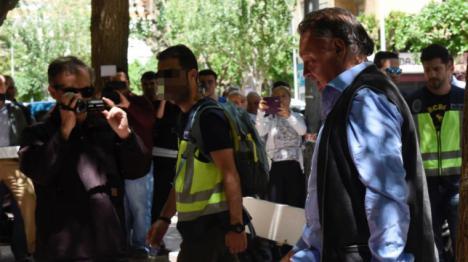 Prisión provisional para Raúl Bravo y Carlos Aranda por amaño de partidos