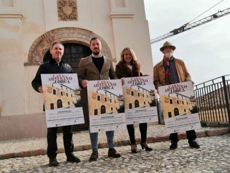 La Casa del Artesano de Lorca abrirá sus puertas este próximo martes para convertirse en un punto de encuentro de los profesionales del sector