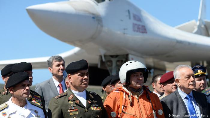ADVERTENCIA DE RUSIA A EEUU MARCÁNDOLE LA LÍNEA ROJA QUE NO DEBE CRUZAR SOBRE VENEZUELA