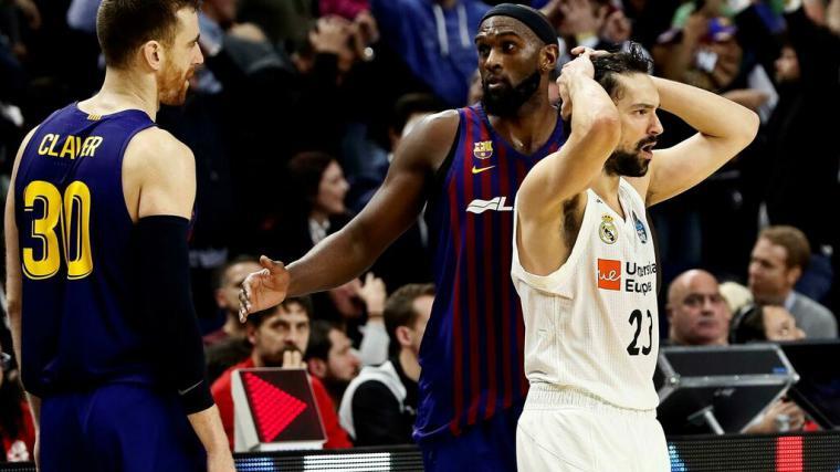 El Madrid de baloncesto se plantea abandonar la competición