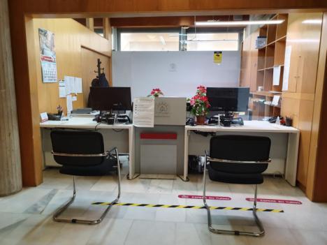 El Ayuntamiento de Lorca suspende la atención presencial del Registro General cuyos trámites se realizarán por vía telefónica, telemática o a través de la sede electrónica