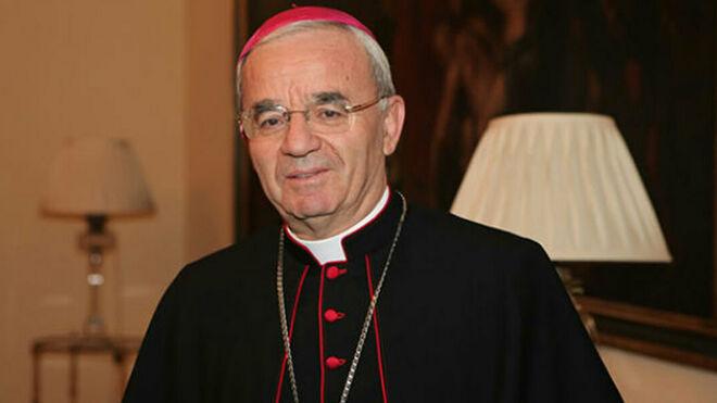 Renzo Fratini, nuncio del Vaticano y defensor del genocida, Franco