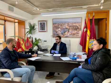 El Ayuntamiento de Lorca pone en marcha varias medidas de carácter social para ayudar a los colectivos más vulnerables en esta situación de crisis sanitaria por el coronavirus