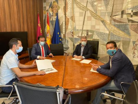 El Delegado del Gobierno de Murcia anuncia que el Plan de Sostenibilidad Turística de Sierra Espuña ha sido elegido por el Ministerio de Industria para potenciar y dinamizar el turismo de interior
