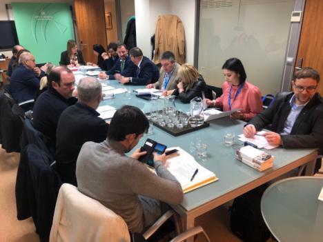 La Red Europea de Celebraciones de Semana Santa y Pascua, de la que Lorca ocupa la vicepresidencia primera, presenta el I Congreso 'La Semana Santa, un Patrimonio Común'