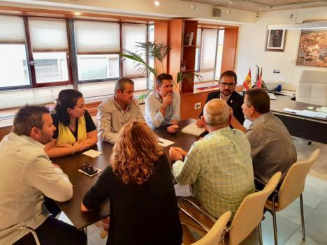 El Ayuntamiento de Lorca habilita una oficina de atención a los afectados por las lluvias torrenciales de los últimos días