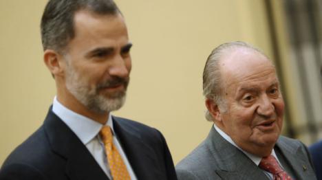 El PSOE impedirá que el Congreso investigue al Rey Emérito