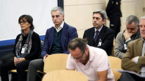 Nueve empresarios declaran haber financiado ilegalmente al PP de Francisco Camps