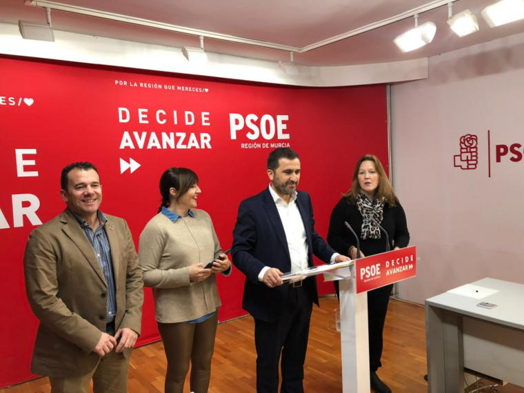 El PSOE comparte y comprende las demandas del sector agroalimentario e impulsará medidas para reforzar la posición de los productores