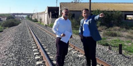 La Mesa del Soterramiento confirma que la llegada de la alta velocidad a Lorca y el soterramiento de las vías siguen paralizadas, sin fechas ni presupuesto