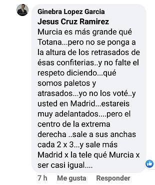 La confitería de Murcia que pide en unas tartas la dimisión de Sánchez pierde a gran parte de su clientela
