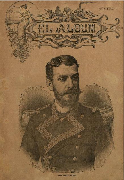 Isaac Peral, en la Prensa de 1891, por Diego Quevedo, Alférez de Navío (R)