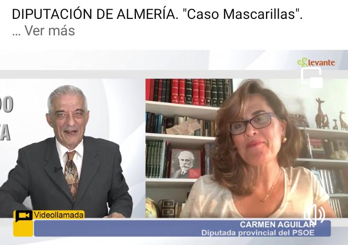 EDITORIAL: Javier Aureliano García Molina (JAUGAMO) se esconde intentando huir de la quema y no quiere asistir la Comisión de Investigación del 'Caso Mascarillas' de la que es presidente