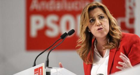 Susana Díaz privatiza la gestión pública mediante una administración paralela, plagada de enchufados