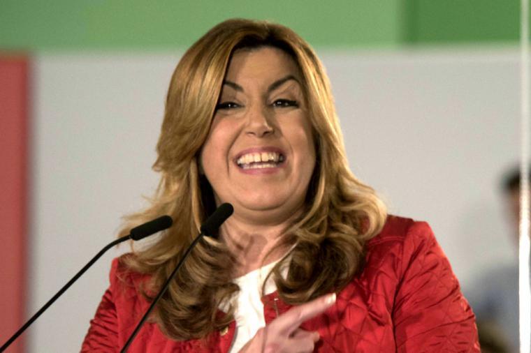 El Psoe de Susana Díaz evitó las primarias expulsando a cuatro militantes socialistas por presentar su candidatura a las primarias