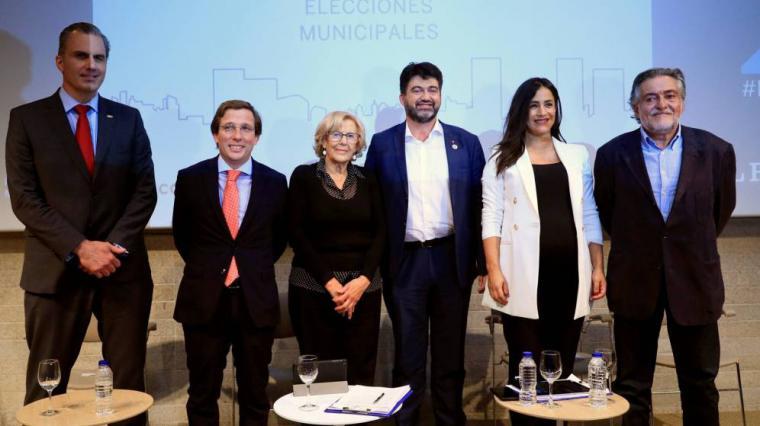 El PARTIDO POPULAR PODRÍA NO GOBERNAR NI EL AYUNTAMIENTO, NI LA COMUNIDAD DE MADRID