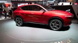 El 'enchufable' Alfa Romeo Tonale es la estrella de la marca en Barcelona