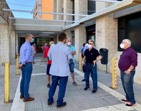 El Ayuntamiento de Lorca anuncia el traslado del punto Covid-19 del Centro de Salud de San Diego a las instalaciones del antiguo aparcamiento de Limusa, frente al Huerto de la Rueda