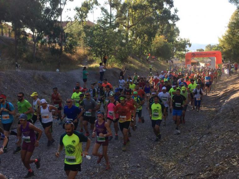 Este próximo domingo, 24 de Noviembre, tendrá lugar la primera edición de 'La Hoya Lorca Trail' en beneficio de APAT