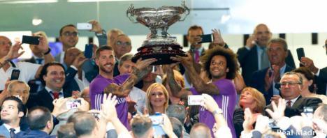 El Real Madrid y la Fiorentina se verán las caras el 23 de agosto