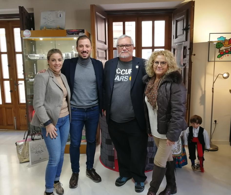 Los concejales de Turismo de Lorca y Águilas comienzan a trabajar conjuntamente para generar sinergias para el desarrollo de ambos municipios
