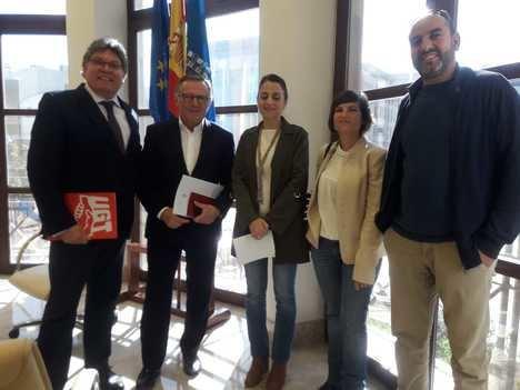 UGT-FICA denuncia los intentos de desestabilizar al Gobierno de Melilla cuando más unidos hay que estar contra la Covid-19