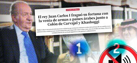 El PSOE SE SUMA AL PP Y A VOX PARA TAPAR AL EMÉRITO YEVITAR QUE SE LE INVESTIGUE