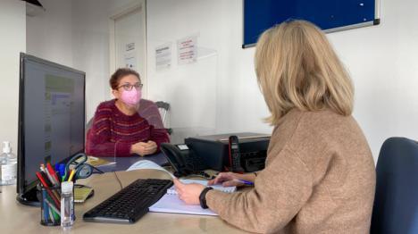 La Unidad de Orientación al empleo de la Asociación El Saliente en Huércal de Almería es el único servicio específico de este tipo para personas con discapacidad en Huércal de Almería y el Bajo Andarax