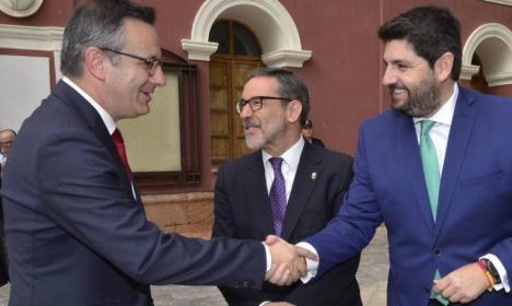 El PSRM propone al Gobierno regional una batería de medidas, con la participación de la sociedad civil, para la recuperación de la Región