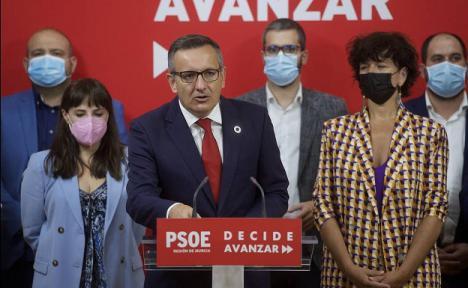 Lista Delegados/as Región de Murcia 40 Congreso Federal del PSOE