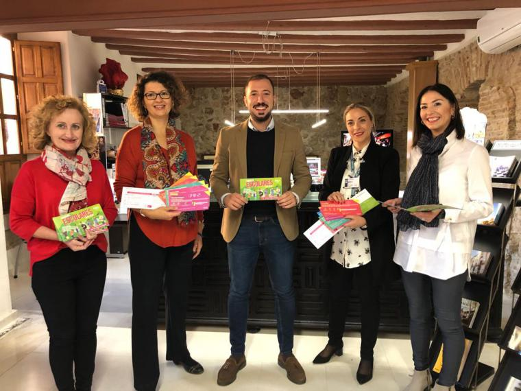 La Concejalía de Turismo oferta una amplia programación de visitas y actividades para que los alumnos conozcan la historia y el patrimonio material e inmaterial de Lorca