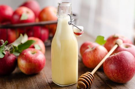 Vinagreta de manzana