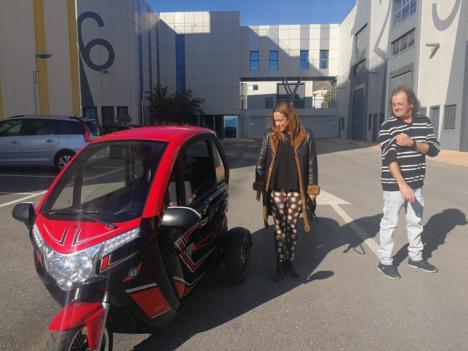 Dos nuevos emprendedores se instalan en el Vivero Municipal de Empresas de Lorca gracias a la decidida apuesta del equipo de Gobierno por dinamizar el mercado laboral local