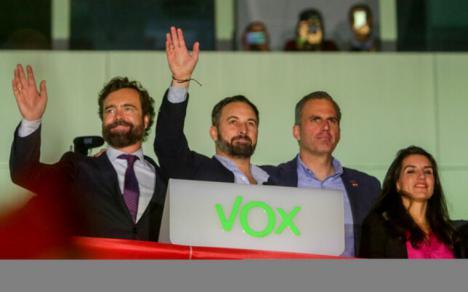 El Defensor del Pueblo lleva los mensajes de Vox contra los menores extranjeros no acompañados a la Fiscalía