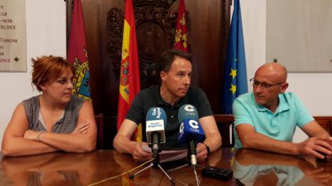 PP e IU se congratulan por la aprobación de la Ley que permite a los afectados por el terremoto disponer de un mayor plazo para justificar el empleo de sus ayudas