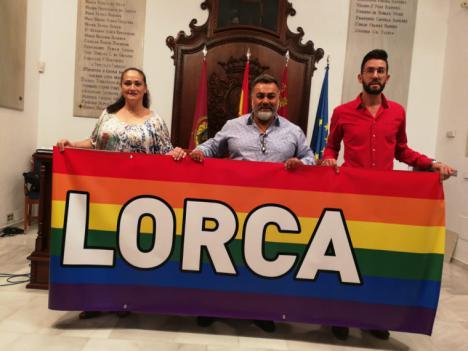 Nace LOR+LGTBIQ, la asociación que luchará por la visibilización del colectivo de lesbianas, gays, transexuales, bisexuales, intersexuales y queer en Lorca