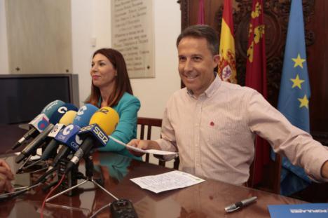 El PP destapa que el gobierno de Ciudadanos y PSOE en Lorca ya ha dado por perdida la bonificación del 50% del IBI a los afectados por los terremotos
